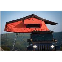 Buy cheap Overland Outside Camping 4x4 Roof Top Tent With Aluminum Telescopic Ladder from wholesalers