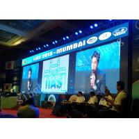 Buy cheap Indoor Large LED Advertising Screen Display  1920Hz Refresh Rate from wholesalers