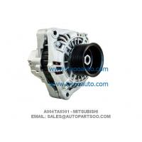 Buy cheap A004TA8591 A4TA8591 - MITSUBISHI Alternator 24V 100A Alternadores from Wholesalers