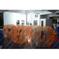Buy cheap Funny 1.5m Dia PVC Inflatable Bumper Ball / rolling ball For Children / Adults from wholesalers