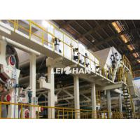 Buy cheap Five Layers Duplex Board Machine , 2400 - 6600mm Paper Coating Machine from wholesalers