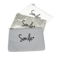 Buy cheap Women'S Retro Solid Color Tyvek Cosmetic Makeup Bag from wholesalers