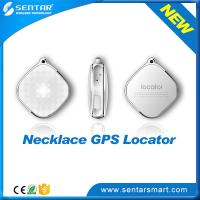 Buy cheap Mini GPS tracker with GPS tracking system supports Andriod and IOS smart tracker from wholesalers