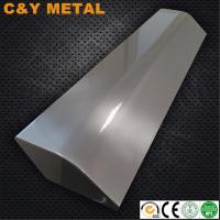 Buy cheap Decorative stainless steel handrail wtih NO.4 and anti-fingerprint from wholesalers