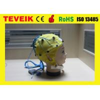 Buy cheap High Quality Integrated EEG Electroencephalograph Hat With Tin Electrode 20 Leads from wholesalers