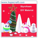 Buy cheap EPS Styrofoam Foam  Half Ball Cone Star Heart for Kids Hobbies DIY Material OEM ODM Various Shapes Size STEM INNOVATION from wholesalers