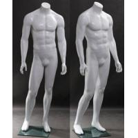 China Hot selling plastic male headless mannequin MH-1 SKIN on sale