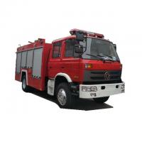 Buy cheap Dongfeng Double row cab 1000 gallon water fire truck for sale from wholesalers