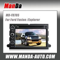 Buy cheap Manda car multimedia for Ford Fusion/ Explorer factory audio system in-dash dvd auto parts from wholesalers