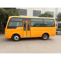 Buy cheap Commercial Tourist Passenger Vehicle Star Type Diesel MiniBus LHD Long Distance from wholesalers