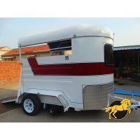 Buy cheap 2 Horse Straight Load Horse Float-Economic from wholesalers