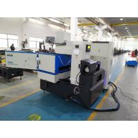 Buy cheap Big Tape / Angle EDM Wire Cut Machine Small Size Customized Voltage 6500kg from wholesalers