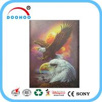 Buy cheap Eco friendly PET lenticular 3d posters with Flip effect 100LPI 75LPI from wholesalers