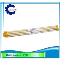 Buy cheap EDM Brass Tube EDM Electrode Pipe For EDM Drilling Machines 1.0x400mmL from wholesalers