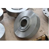 Buy cheap Customized Forgings Rings Shaft For Pumping Industry Special ASTM B564 Nickel 200 UNS N02200 from wholesalers