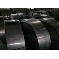Buy cheap Cold Rolled Steel Sheet Roll , 10mm - 500mm Width Steel Strip For Industry from wholesalers