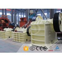 China AC Motor Small Mini Jaw Stone Crusher / Mobile Limestone Crusher Machine on sale