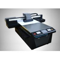 Buy cheap Glass Wood Plastic Leather PVC Uv Flatbed Printing Machine Epson DX5 Double head from wholesalers