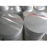 Buy cheap Road Sign Anodized Non Ferrous Aluminum Wafer 100 - 1000mm Alloy 1050 1060 from wholesalers