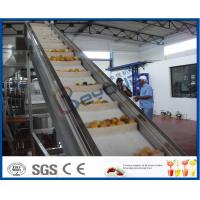 Buy cheap 2TPH ~ 20TPH SUS304 Mango Processing Line With 2kg Cans Filling Machine from wholesalers
