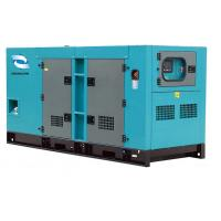 Buy cheap Canopy Type 30kw Silent Diesel Generator Cummins Engine Soundproof product