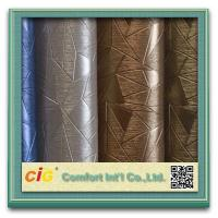 Buy cheap Multicolor Printing Pvc Artificial Leather for Furniture Decorative from wholesalers