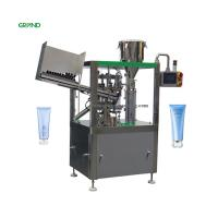 Buy cheap Hot Air Plastic Tube Sealing Machine , Automatic Tube Filling And Sealing from wholesalers
