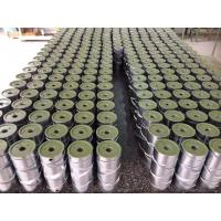 Buy cheap Alumina Thermal Spray Grooved Drum Partial Black Color Abrasion Resistance from wholesalers