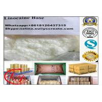 Buy cheap Efficacy Lidocaine Base Local Anesthetic Drugs 137-58-6 For Pain Killer Drugs from wholesalers