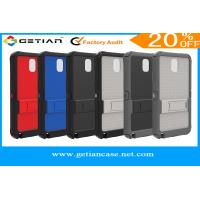 Buy cheap PC / TPU Cell Phone Protective Cases With Black ,Red ,Blue Color from wholesalers