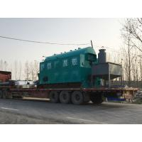 Buy cheap Full Automatic Coal Fired Steam Boiler / Moving Grate Industrial Heating Boilers from wholesalers