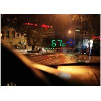 Buy cheap Mini USB Cable Port GPS Heads Up Display A2 3.5 Inch Speedometer Auto Power On from wholesalers