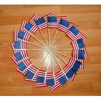 Buy cheap Mini American Hand Shanking Flag from wholesalers