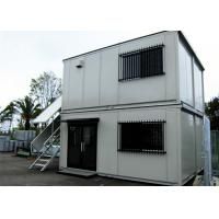 Buy cheap Easy Installation Combined Container , Convienient Cinema Prefab Container Homes from wholesalers