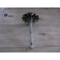 Buy cheap KTR130 6502-52-5410 Turbo Turbine Wheel  Turbine Shaft Rotor for EngineD155 product