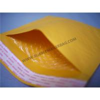 Buy cheap Delivery Industry Kraft Bubble Mailers 245x330 #A4 Padded Envelope from wholesalers