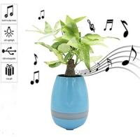 Buy cheap Musical Flower Pot With Bluetooth Speaker,With Colorful Light from wholesalers