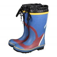 Buy cheap Rubber Durable dust proof steel toe Rubber Boots For Fishing from wholesalers