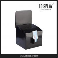 Buy cheap CDU-004 collecting competition entries completed surveys business cards cardboard Ballot Boxes from wholesalers