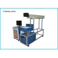 Buy cheap Water Cooling Laser Tube CO2 Laser Marking Machine For Nonmetals , 60w 80w 100w from wholesalers