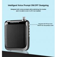 Buy cheap UHF Wireless and Wired Microphone Support Professional Voice Amplifier Speakers from wholesalers