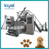 Buy cheap Dry Nutritional Dog Food Machine Pet Food Extrusion Machine Extruder Production Line from wholesalers