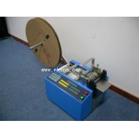 Buy cheap Automatic Heat Shrink Tube Cutter, Shrink Sleeve Cutting Machine from wholesalers