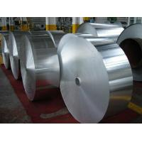 Buy cheap Mill Finish Steel Aluminium Foil Roll Cold Drawn Alloy / Non - Alloy 0.08-0.3 mm Thickness from wholesalers