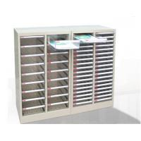 Buy cheap Commercial Medical Record Trolley , Easy To Control Medical File Cabinet from wholesalers
