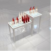 Buy cheap china custom made cosmetic store showcase from wholesalers