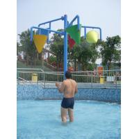 Buy cheap Blue Swimming Pool Toys Stainless Steel Style Aqua Play For Kids And Adult from wholesalers