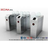 Buy cheap Barcode Cargo Door Waist Height Turnstiles Turnstile Barrier Gate Electric Access Control Turnstile With CE approved from wholesalers