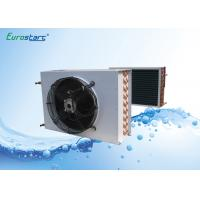 Buy cheap High Efficiency Finned Tube Chiller Heat Exchanger For Split Air Chiller from wholesalers
