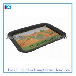 Buy cheap Food Grade Standard rectangular food tin tray from wholesalers